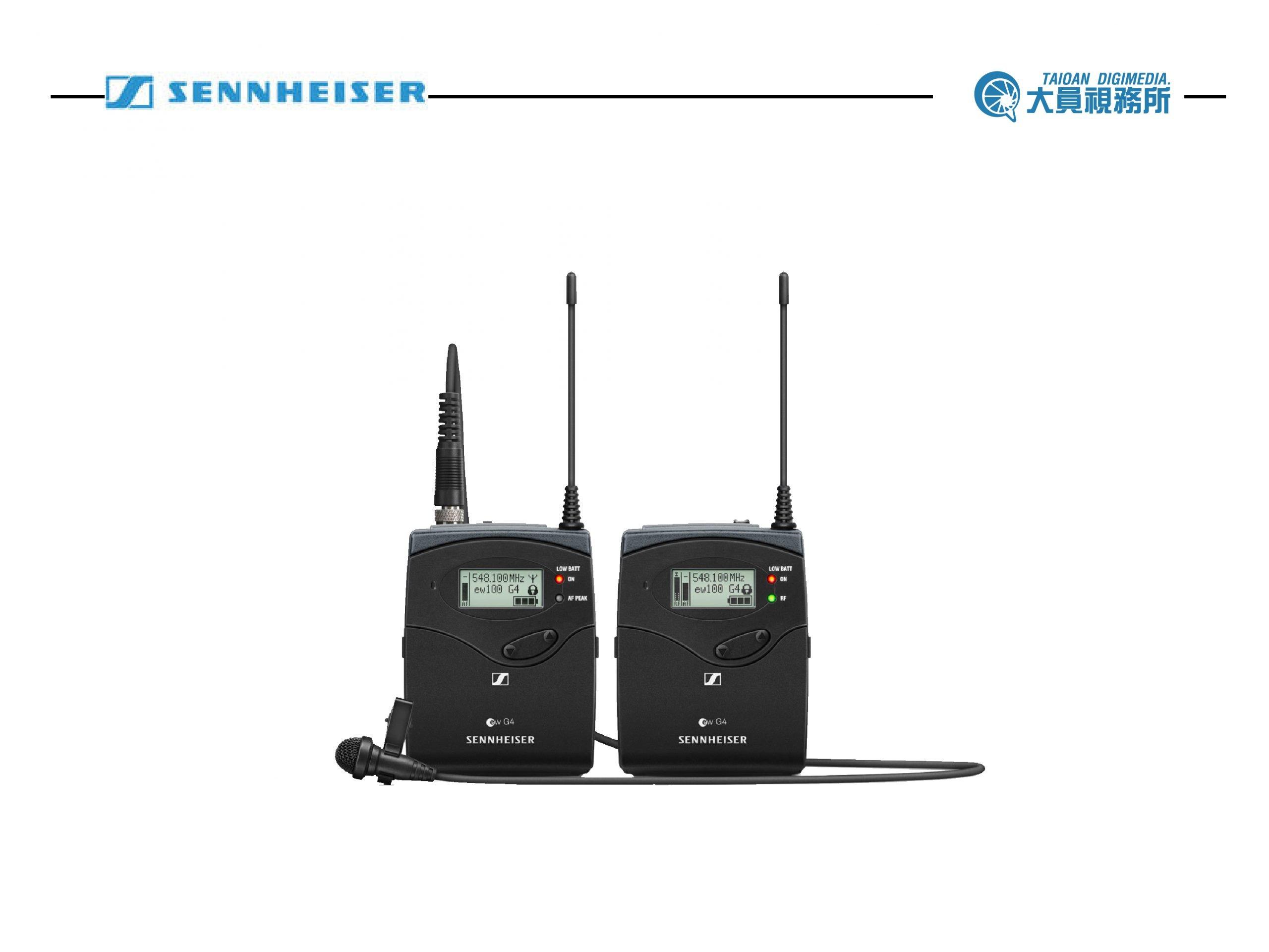 【Sennheise】EW-112PG4